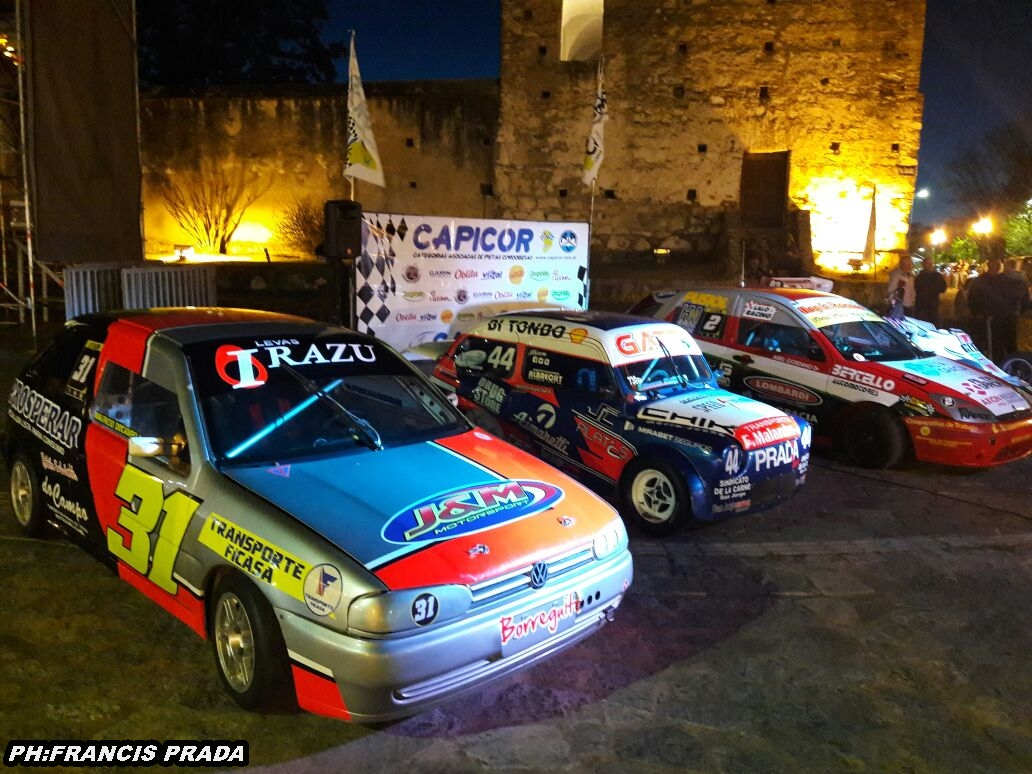 C.A.PI.COR EN RALLY PLUS