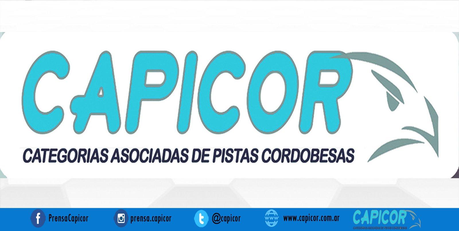 CONFIRMADA LA QUINTA FECHA DE C.A.PI.COR